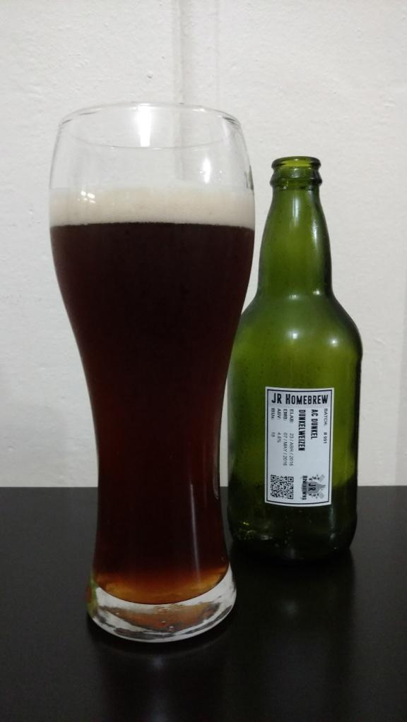 Botella AC Dunkel