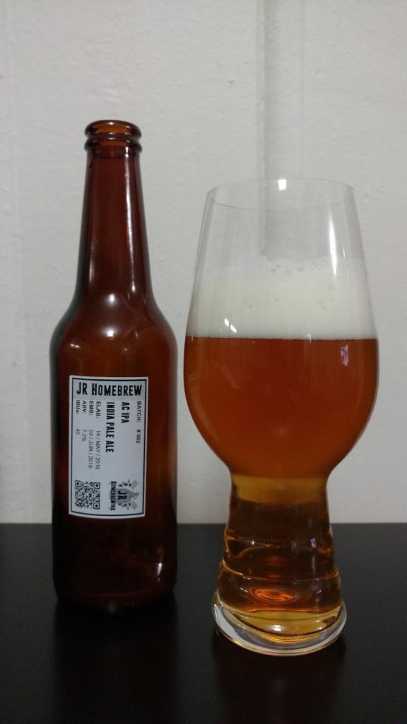 Botella AC IPA