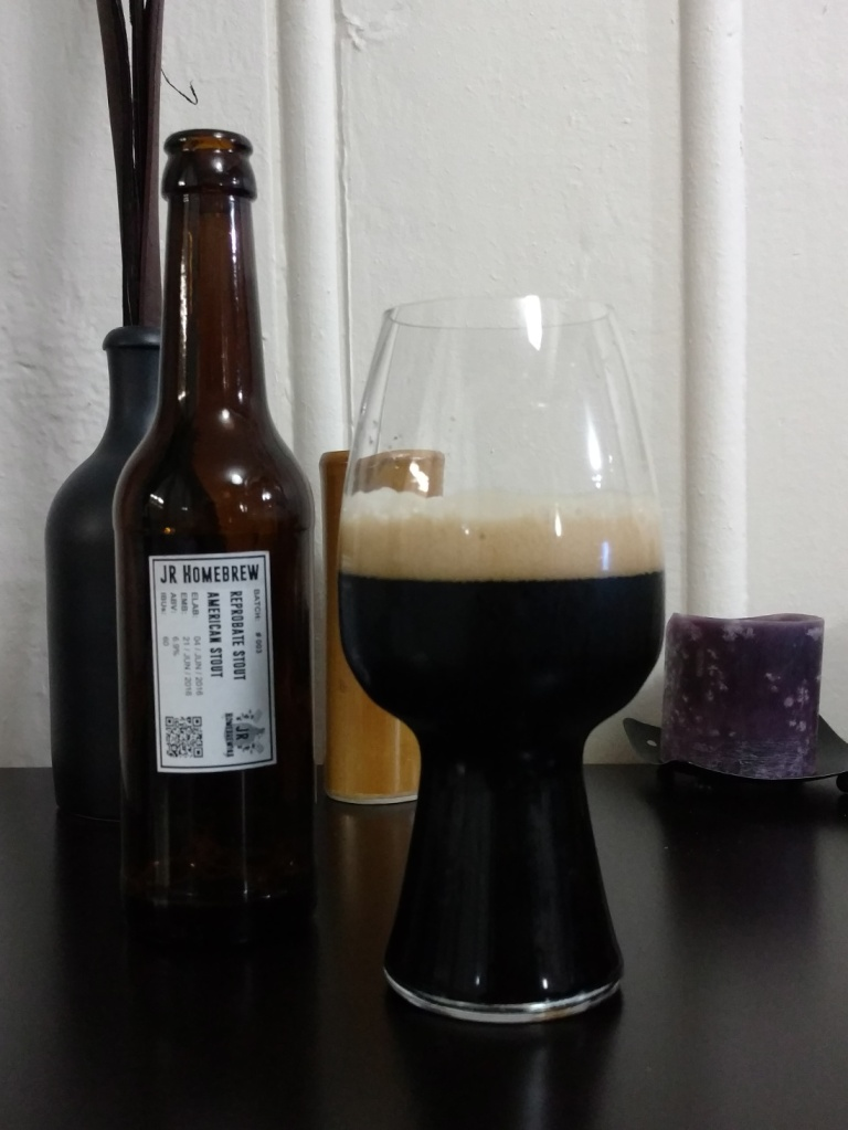 Botella Reprobate Stout