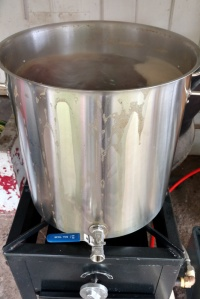 Boil over Wee Heavy