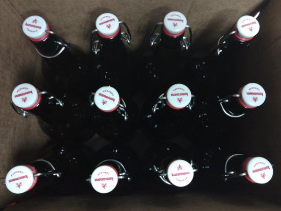 Botellas Hefeweizen