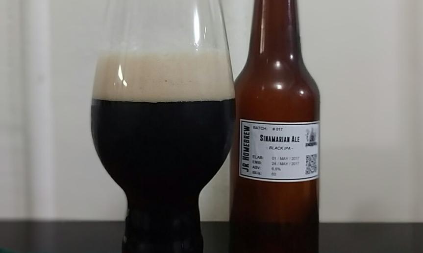 Degustación Sinamarian Ale | BlackIPA