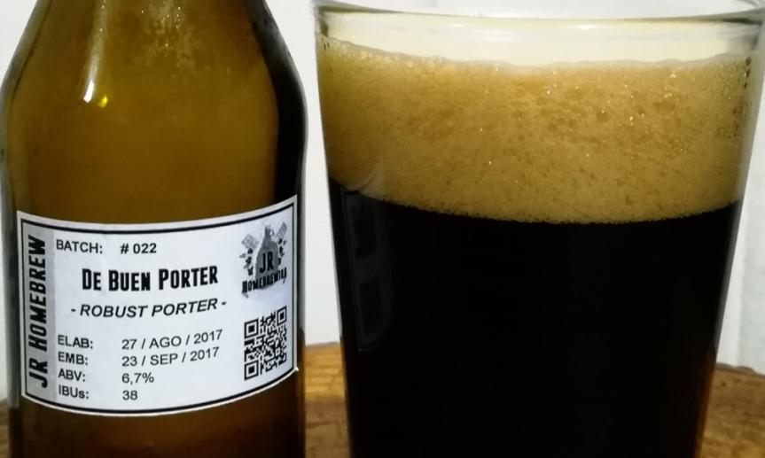 Degustación De Buen Porter | RobustPorter
