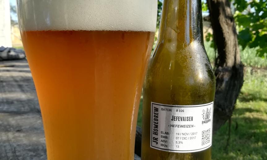 Degustación Jefevaisen |Hefeweizen