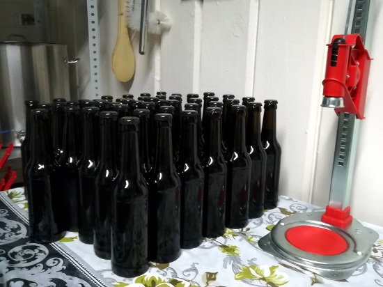Botellas Imperial Stout