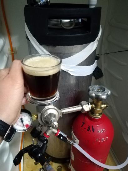 Brown Ale de barril