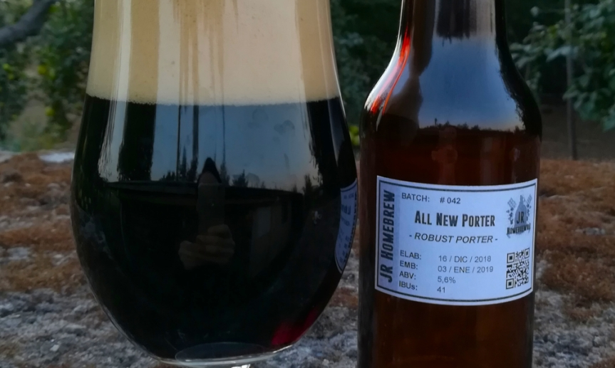 Degustación All New Porter | Robust Porter
