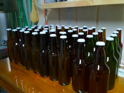 Bottling Blanche De Chillan