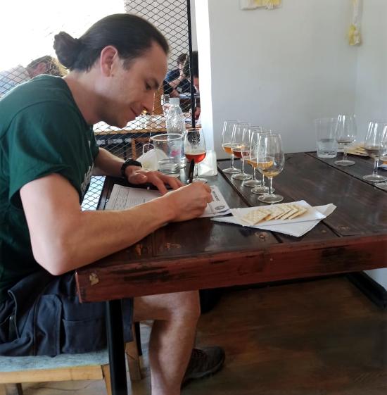 BJCP Beer Tasting Exam